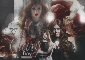 Clary Fray Shadowhunters Blend by VaLeNtInE-DeViAnT