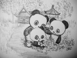 Panda's Story p.2 by MelodicInterval