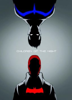 Children of the night by TheBabman