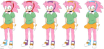 Classic Amy colours by General-RADIX