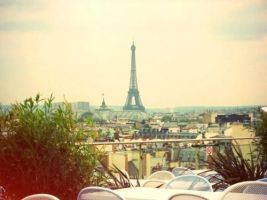 Paris Oh La La by Criswey