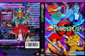 Thundercats dvd cover 4 by cutnpaste-since2011