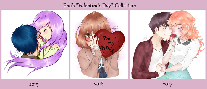 Emi's ''Valentine's Day''- Collection by Emi-nya