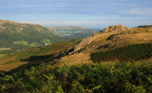 Grasmere Crags by scotto