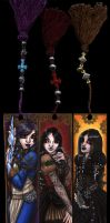 +Lavenderazoth Bookmarks+ by MaliciousMisery