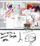 WIPS by ParallelDeityComic
