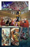 Scarlet Spider 17 p8 by RexLokus
