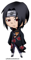 Commission - Itachi by ScytheDancer
