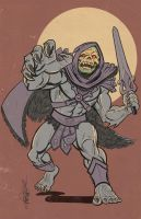 KING OF ETERNIA by ChrisFaccone