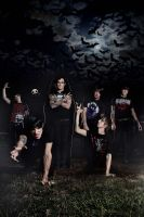 Alesana Vampires by Littlescenegirl52