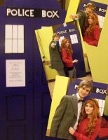 Doctor Who and Amy Pond by Fiftyshadesofkay