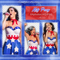 Photopack Png 003: Katy Perry by Manuuselena