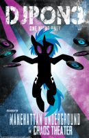 One Night Only - DJ Pon3 by sophiecabra