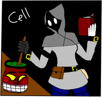 New OC Cell by vaultboy28
