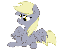 Derpy Sad by MIeLZSimmonS