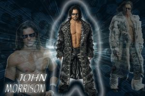 WWE John Morrison New by Gogeta126