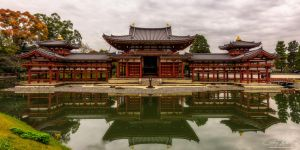 Byodo-in by AndrewShoemaker