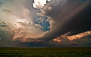Violent Cloud Formations by MattGranzPhotography