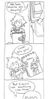 Sora is a real artist. by Amandazon