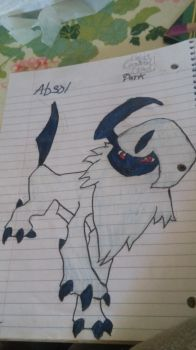 Absol by Horselover2471226
