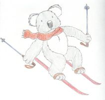 Kowlaski on the Slope by Traxer