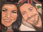 Unachieved Lana Parrilla and Sean Maguire by SirkaDelgato