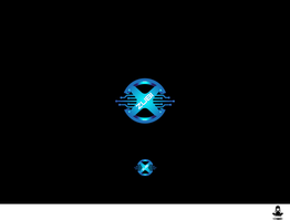 X zubi_logo for micro chip by cici0