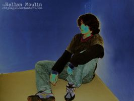 blue stress by chiplegal