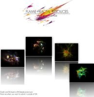 Flame fractal pack 2009 by BiGds