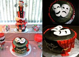 Theater cake by Keep-It-Sweet