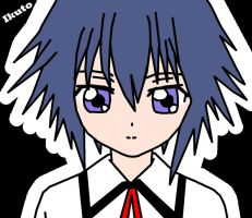 Ikuto Child by YukinaKuran