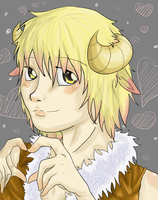 Nameless Sheep Boy 4 Chelly by Mystchiae