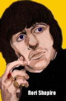 Ringo Starr of the Beatles by rori77