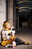 Tomoe Mami - Tea moment by cloeth