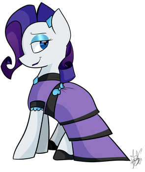 Rarity~ by BefishProductions
