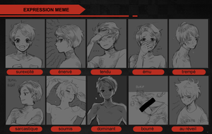 DPR | Expression Meme by meccchi