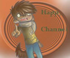happy channel by chezeyfood