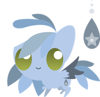Chibi Pony Adopt: Dew Star [CLOSED] by TripperWitch