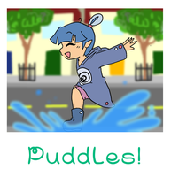 Parent's Day: Puddles! by Lexial-XIII
