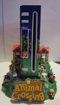 Animal Crossing Wii Front by manamanson