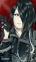 Masashi Final Illustration by Reenave