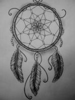 Dream Catcher by kirstynoelledavies
