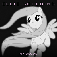 Ellie Goulding - My Blood (Fluttershy) by AdrianImpalaMata