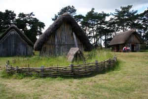 West Stow Anglo Saxon Village 9 by OghamMoon