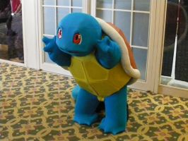 Squirtle - anime North 2010 by Ryukai-MJ