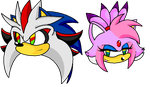 Sonadilver and Amouze by XRainbowIceCreamX