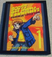 Scott Pilgrim Bead Art by ShampooTeacher