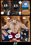 The Cats 9 Lives 6 - The Island of Dr. Morrow Pg85 by GearGades