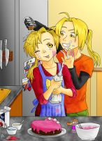 FMA Sweet Desserts contest by MangaX3me