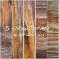 Wood Texture Pack 2 by AngelEowyn